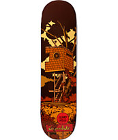 "Chocolate Hsu Tree House 8.0""Skateboard Deck"