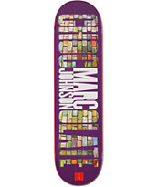 Chocolate Johnson Big Chunk 8.0 Skateboard Deck