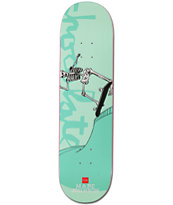 Chocolate Marc Day Of The Shred 8.12 Skateboard Deck
