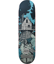 "Chocolate Perez Tree House 8.25"" Skateboard Deck"