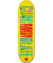 Chocolate Raven Tershy Big Weed Print 8.0 Skateboard Deck