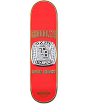 Chocolate Raven Tershy World Champs 8.5 Skateboard Deck