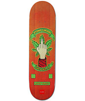 Chocolate Tershy Rider Patch 8.37 Skateboard Deck