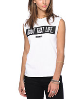 Civil Bout That Life Muscle Tee