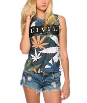 Civil Haze Muscle Tee