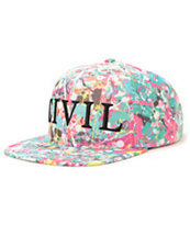 Civil Jackson Paint Splatter Snapback Hat