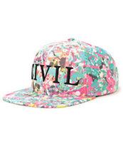 Civil Jackson Paint Splatter Snapback Hat