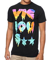 Civil Vicious Trap Black Tee Shirt