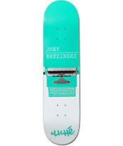 "Cliche Brezinski Typewriter 7.8"" Skateboard Deck"