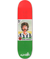 Cliche Espinoza World Cup 8.0 Skateboard Deck
