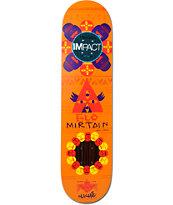 """Cliche Gypsy Impact Flo 7.75"""" Skateboard Deck"""