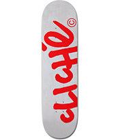 """Cliche Handwritten 8.1"""" Skateboard Deck"""
