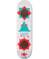 "Cliche Puig Gypsy Impact Support 8.25"" Skateboard Deck"