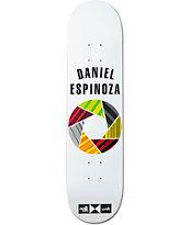 """Cliche Quiet Life Espinoza 7.75"""" Skateboard Deck"""