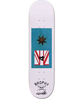 Cliche x Fourstar Brophy 8.125 Skateboard Deck