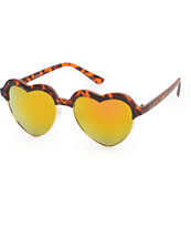 Club Heart Revo Sunglasses