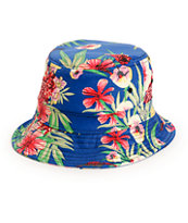 Coal Ernie Floral Bucket Hat