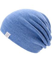 Coal FLT Heather Blue Beanie