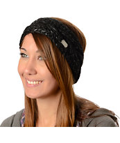 Coal Girls Greer Black Headband