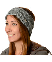 Coal Girls Greer Grey Headband