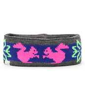Coal Girls Heidi Neon Pink Headband