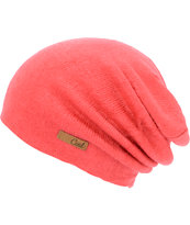 Coal Girls Julietta Pink Slouch Beanie
