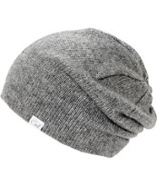 Coal Girls Ruby Grey Shimmer Beanie