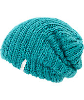 Coal Girls Thrift Turquoise Knit Beanie
