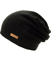 Coal Julietta Black Beanie