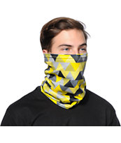 Coal M.T.T Yellow Tube Neck Gaiter