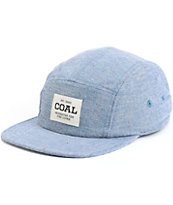 Coal Richmond Oxford 5 Panel Hat