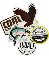 Coal Sticker Pack 2