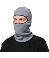 Coal Technical NWA Grey Knit Balaclava Facemask
