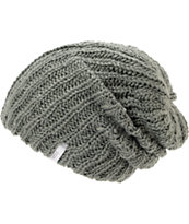 Coal Thrift Grey Knit Beanie