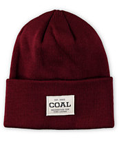 Coal Uniform Cuff Beanie