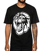 Concrete Jungle Lion T-Shirt T-Shirt