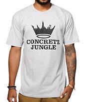 Concrete Jungle Logo T-Shirt
