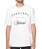 Concrete Jungle Survival Tee Shirt