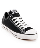 Converse CTAS Pro Black & White Skate Shoes