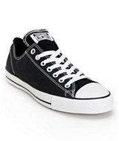 Converse CTAS Pro Skate Black & White Skate Shoe