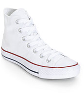 Converse Women's Chuck Taylor All Star White High Top Shoes