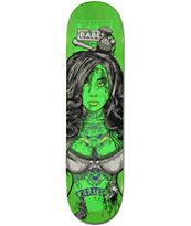 """Creature Babes 2 8.1"""" Skateboard Deck"""