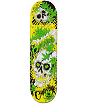 Creature Bingaman Cannabis 8.375 Skateboard Deck