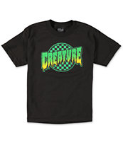 Creature Boys Logo Tee Shirt