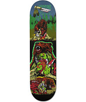 Creature David Gravette Badlands 8.25 Pro Model Skateboard Deck