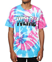 Creep Street Weird Tie Dye T-Shirt