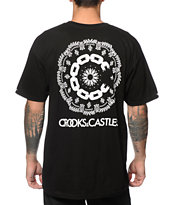 Crooks & Castles Paisley Chain T-Shirt