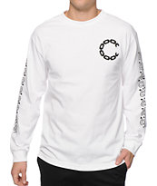 Crooks and Castles Ain't No Such Thing Long Sleeve T-Shirt