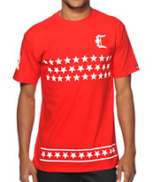Crooks and Castles All Star Team Tee Shirt