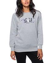 Crooks and Castles Bandana Crew Neck Sweatshirt
